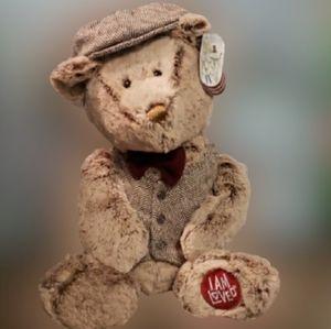 Make A Wish Bear >18in Helzberg's soft teddy bear